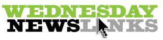 Wednesday news links